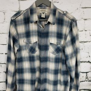 Men's American Rag Flannel Medium